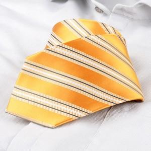 Kravata Andrew Yellow
