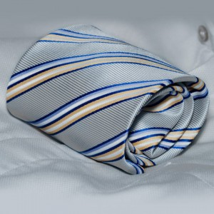 Kravata Eligio Grey